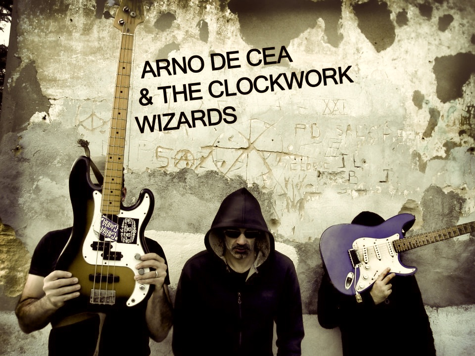 ARNO DE CEA & THE CLOCKWORK WIZARDS